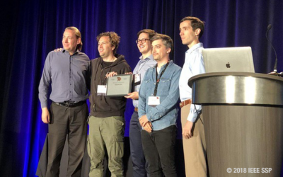 EPFL Team Wins Distinguished Paper Award at IEEE Meet