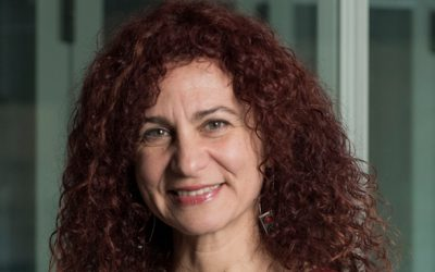 Anastasia Ailamaki Wins Nemitsas Prize