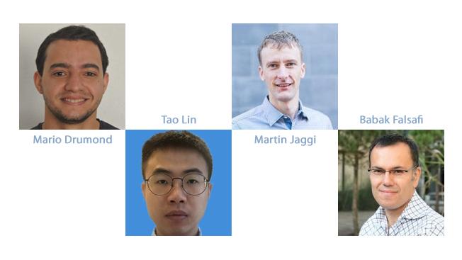 EPFL Quartet in Medium AI's Influential List