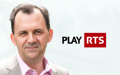 Ed Bugnion Talks about  Cloud Computing on Swiss TV and Radio Station RTS