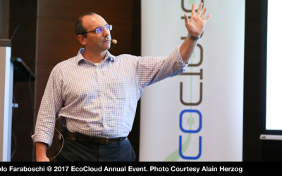 Coming up: 2018 EcoCloud Annual Event