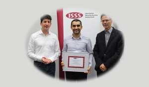 EPFL Scholar Receives ISSS Excellence Award