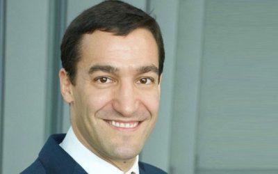 David Atienza among Top Five Innovators in DAC's under-40 Awards
