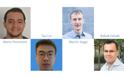 EPFL Quartet in Medium AI's Influential List