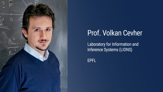 Volkan Cevher Wins Google Faculty Research Award