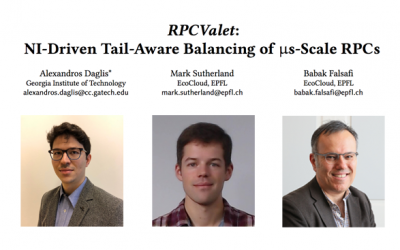 RPCValet features on The Morning Paper